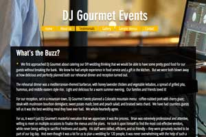 Website: djgourmetevents.com